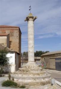 Rollo. Foto: Web Ayuntamiento Bolaños de Campos.