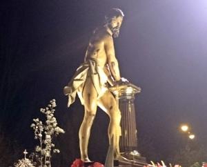 Jesús Atado a la Columna, de Gregorio Fernández.