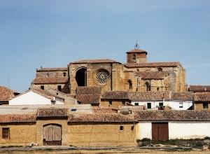 Foto: web Ayuntamiento Villalcázar de Sirga