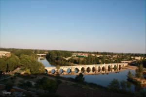 Puente de Simancas.