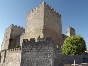 Castillo Encinas de Esgueva. Foto: Valladolid, de pueblo en pueblo