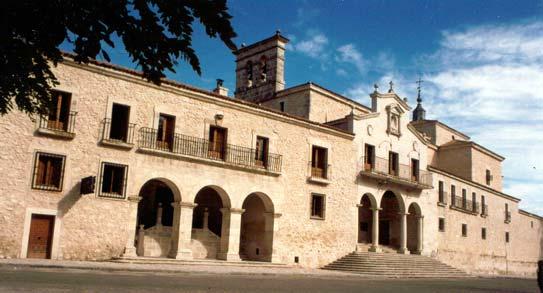 Santuario de Nuestra Señora del Henar. Fotografía de http://www.santuarioscyl.com/