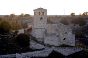 Iglesia de San Bartolomé. Foto: Ayuntamiento Fompedraza