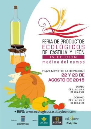 2 Cartel Feria Ecológica 2015