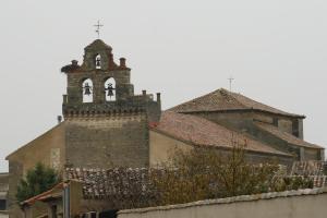 Iglesia de San Miguel. Foto: Web Ayuntamiento Villalbarba