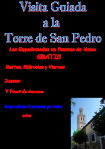Visita San Pedro empadronados