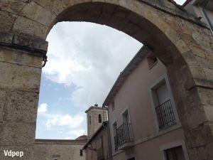 Arco de entrada.