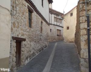 Calles de Curiel.