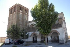 Iglesia de San Pedro. Foto: Web Provincia de Valladolid
