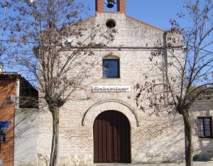 Ermita del Carmen del Cerezo. Foto: Ayuntamiento Paredes de Nava.