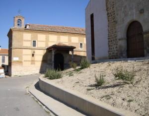 Ermita del Santo Cristo. Foto: Ayuntamiento Paredes de Nava