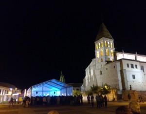 Fiestas patronales del municipio. Foto: Ayuntamiento de Paredes de Nava