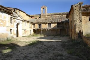 Monasterio de las Claras de San Bernardino. Foto: Ayuntamiento Cuenca de Campos.