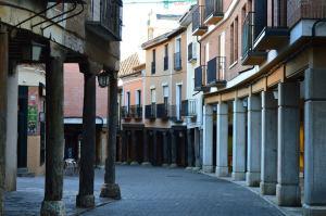 Calle de Medina de Rioseco