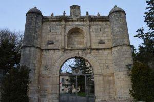 Puerta de entrada al Monasterio. Foto: EnPueblo