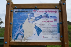 Cartel de una ruta. Foto: EnPueblo