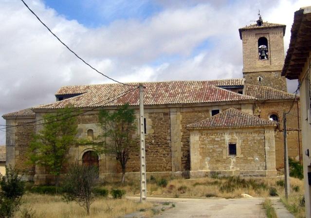 Iglesia de Nuestra Señora de la Asunción. Foto: Wikipedia.