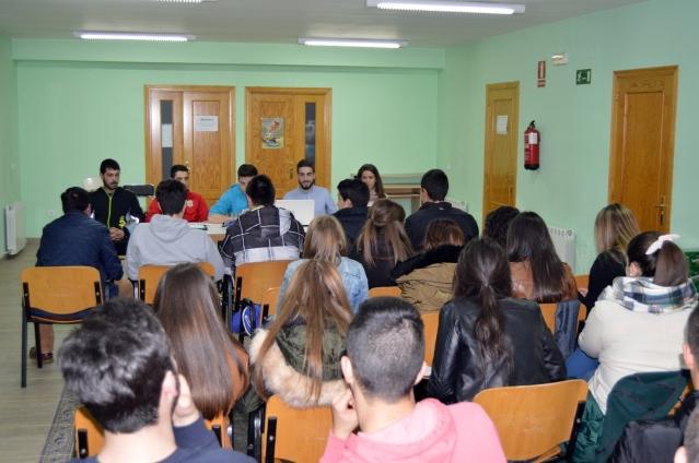 Asamblea General de la Asociación Juvenil La Pedraja.