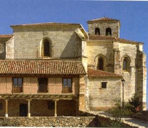Iglesia Santa María del Castillo. Foto: Ayuntamiento Cervera.