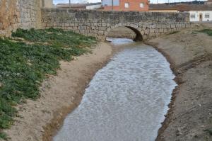 Puente de entrada al castillo. Foto: EnPueblo