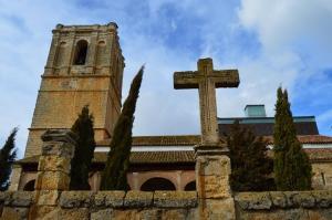 Iglesia de San Ginés. Foto: EnPueblo