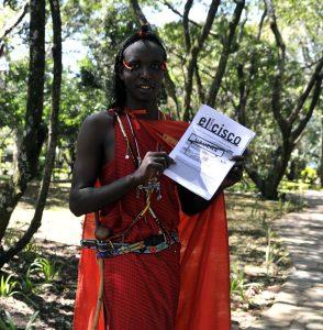 El Cisco en Masai Mara, Kenia. Foto: El Cisco.