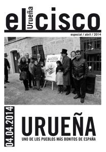Primer número de la segunda etapa. Foto: Página web El Cisco.