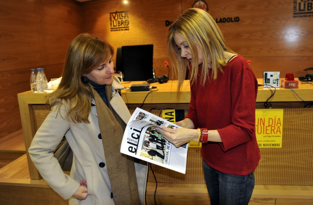 Dos bilbaínos montan 'El Cisco' en Urueña
