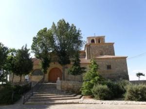 Iglesia de Nuestra Señora de la Esperanza. Foto: Ayuntamiento Villerías.