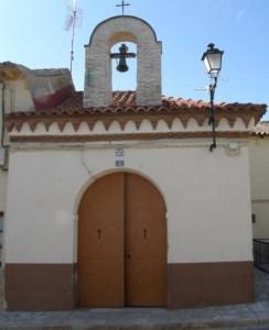 Ermita Cristo del Humilladero. Foto: Ayuntamiento Villerías.