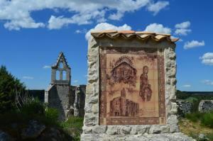 Entrada al Monasterio. Foto: EnPueblo