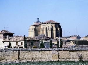 Iglesia. Foto: Ayuntamiento Támara de Campos.