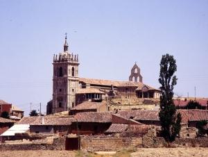 Vista general. Foto: Ayuntamiento Támara de Campos.