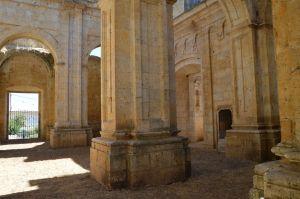 Interior de la Iglesia de San Andrés. Foto: EnPueblo