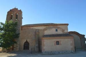 Iglesia San Martín de Tours. Foto: EnPueblo