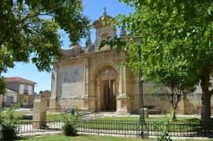 Iglesia de Villardefrades. Foto: EnPueblo