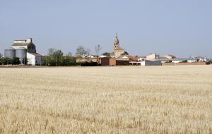 Vista general del pueblo. Foto: Ayuntamiento Torrecilla de la Orden.
