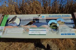 Cartel en la Reserva. Foto: EnPueblo