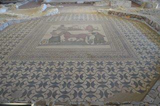 Villa romana de Almanera-Puras