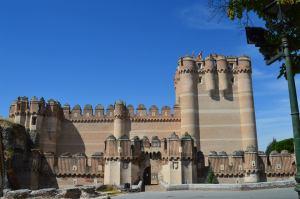 Castillo Coca. Foto: EnPueblo