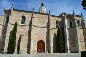 Iglesia Santa María la Mayor. Foto: EnPueblo