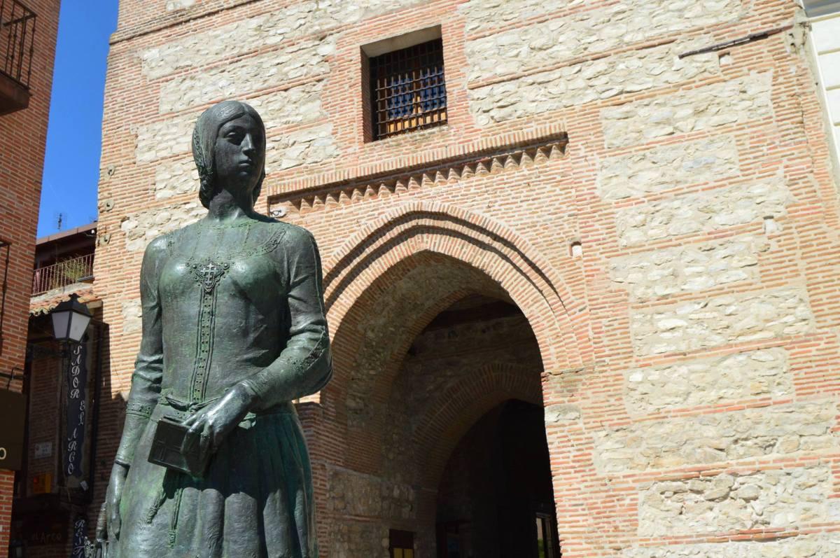 Arévalo, reliquia medieval