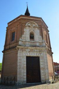 Ermita Cristo de las Batallas Rueda