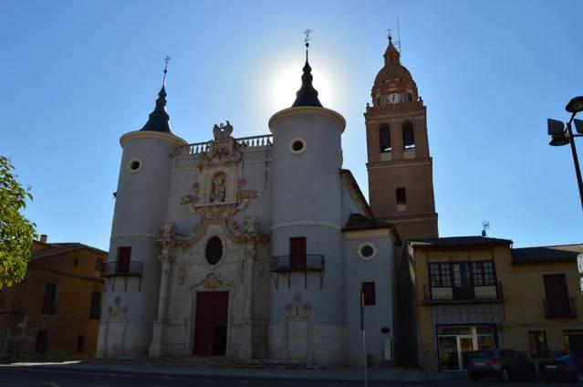 Iglesia de Nuestra Señora de la Asunción. Rueda.