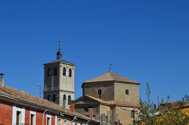 Iglesia de San Pedro. Foto: EnPueblo