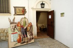 Entrada al Museo. Foto: Provincia de Valladolid