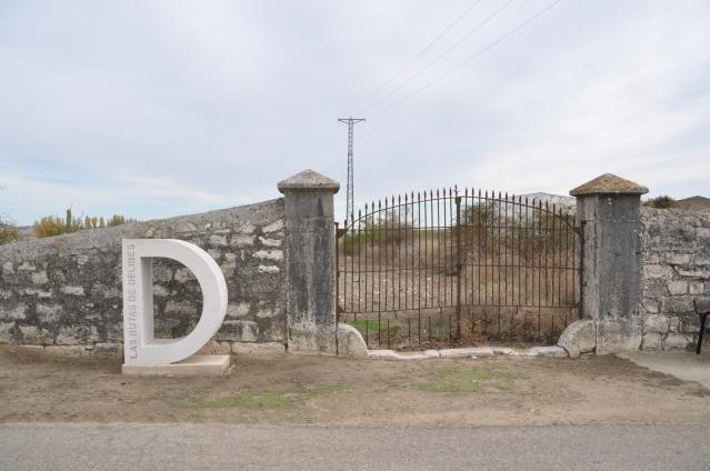 D de las Rutas de Delibes en Vega de Valdetronco. Foto: Jorge Urdiales.