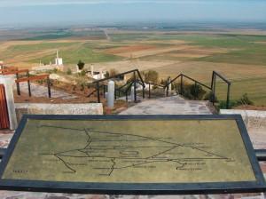 Mirador de Autilla. Foto: Ayuntamiento
