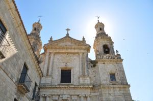 Monasterio de la Santa Espina. Foto: Jorge Urdiales.