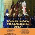 Programa Villabrágima Semana Santa